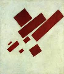 Kazimir Malevich Suprematism with Eight Red Rectangles 1915